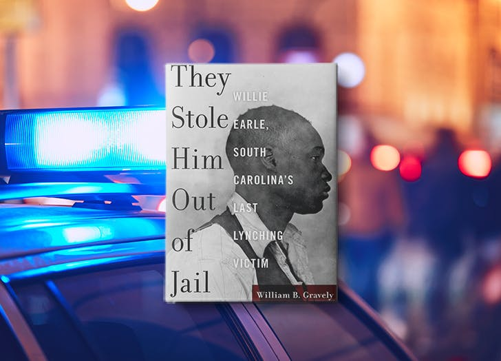 they stole him out of jail william b gravely