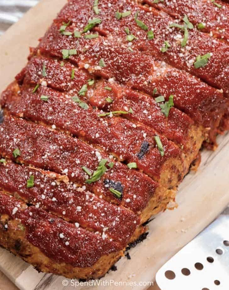 tueky meatloaf