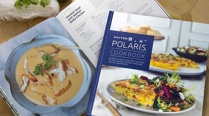 United Airlines Released a New Cookbook Featuring All the First Class Meals We've Never Been Able to Eat
