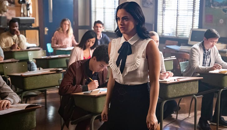 veronica lodge riverdale season 3