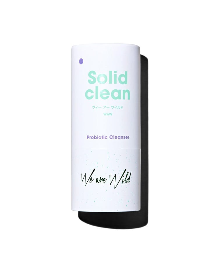 we are wild probiotic cleanser