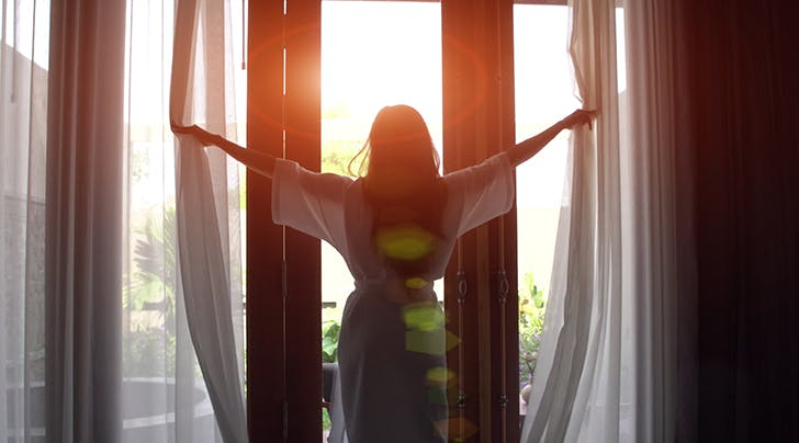 A Psychologist Says *This* Is the First Thing You Should Do in the Morning for a Happier Day