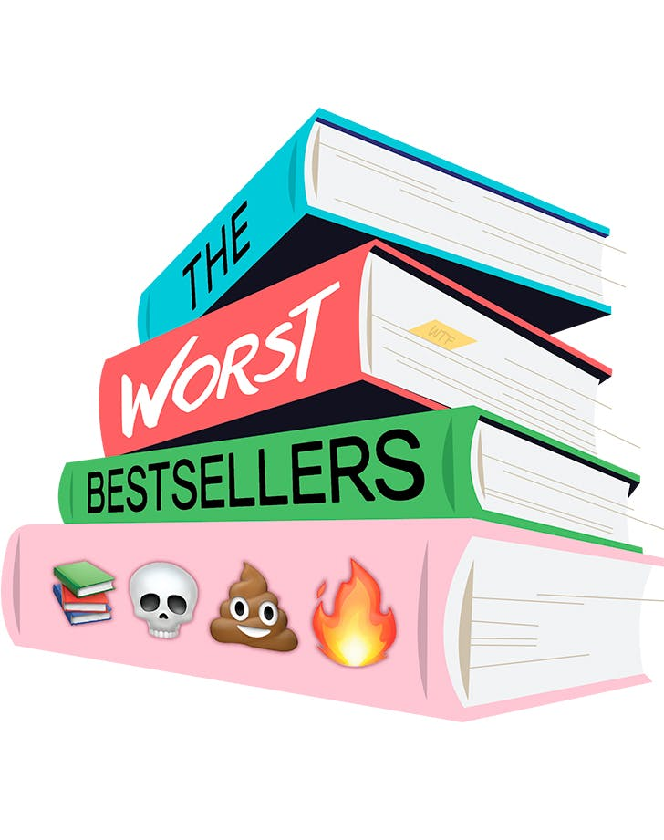 worst bestsellers podcast new