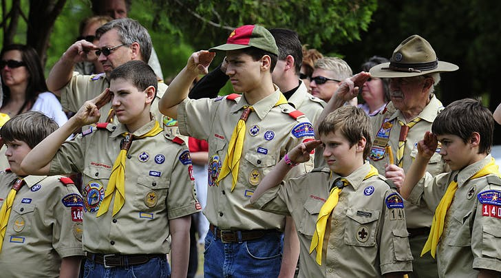 Hell Yeah! The Boy Scouts of America Is Now Officially Open to Girls