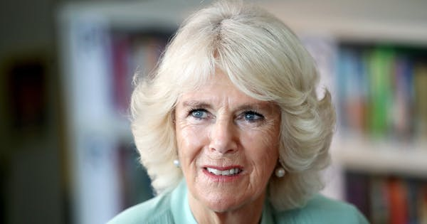 Camilla Parker Bowles Just Wore a Very Un-Camilla Outfit to a Palace Party & We Love It