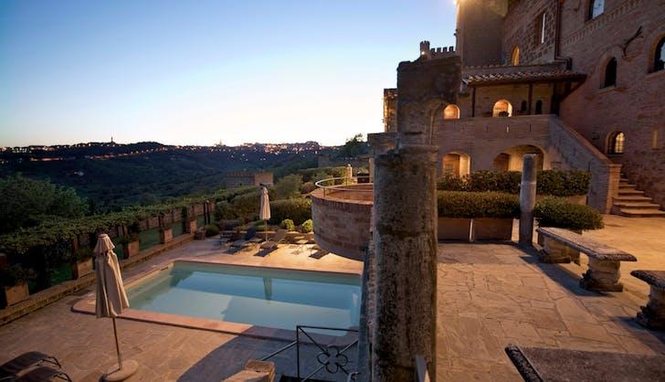 Castello di Monterone  Perugia  Italy