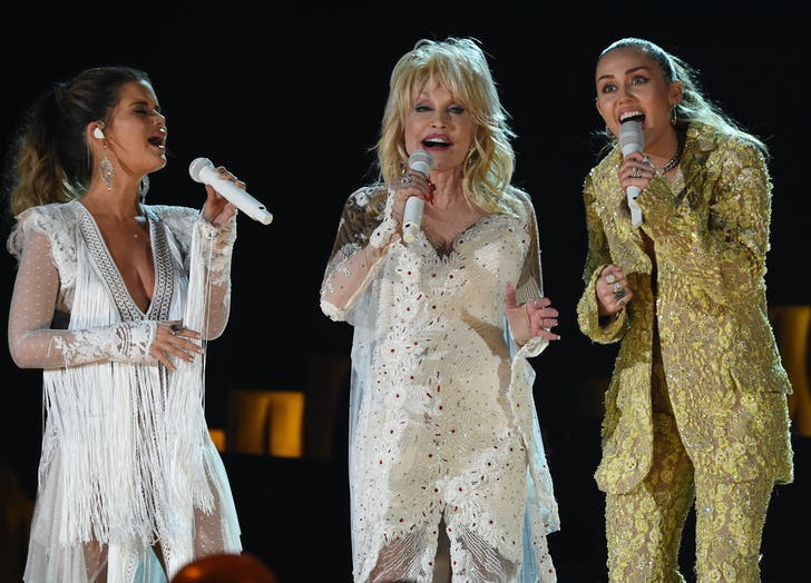 Dolly Parton Tribute at 2019 Grammys