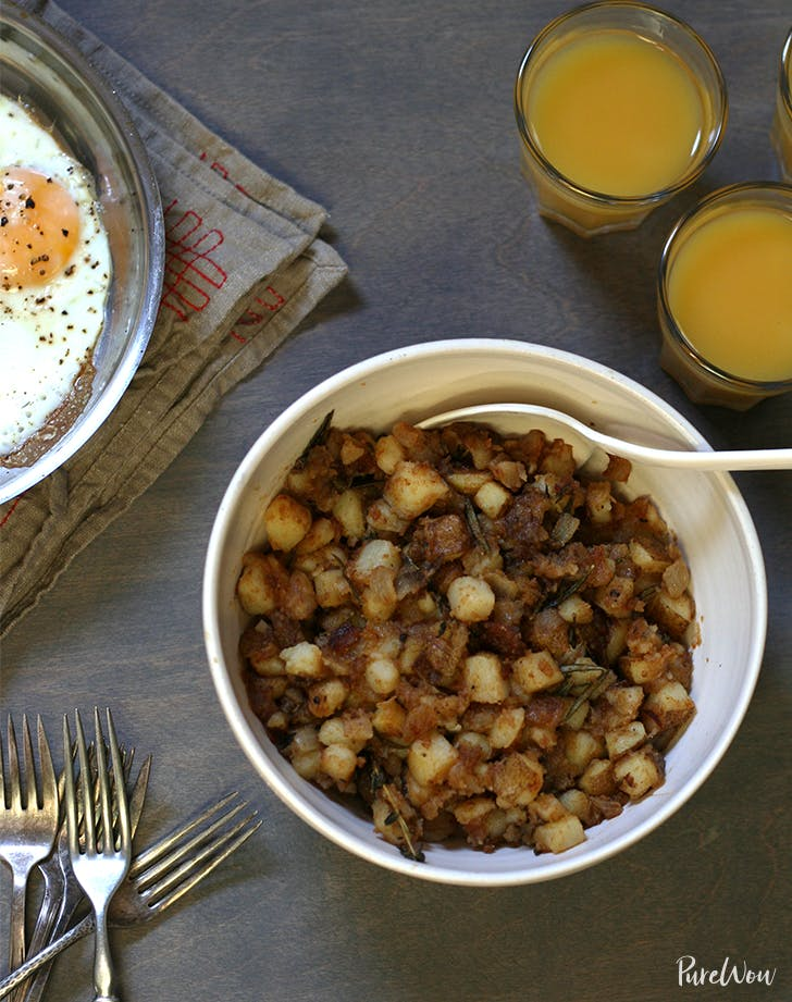 Home Fries Easter brunch Recipe