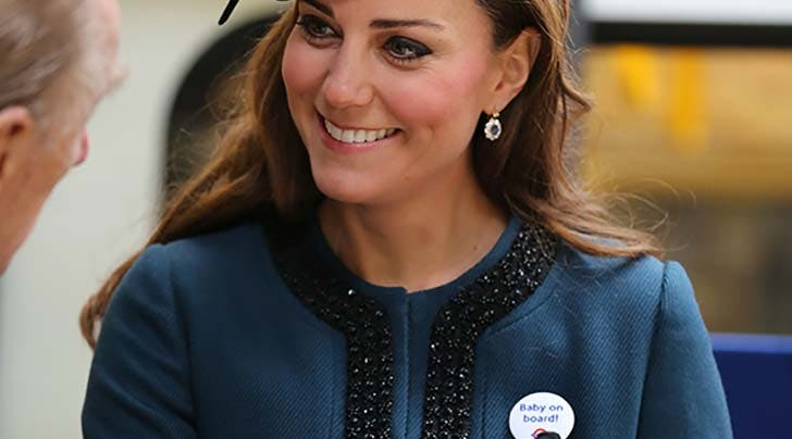 I'm Copying Kate Middleton from Now On with This Genius Pregnancy Gift