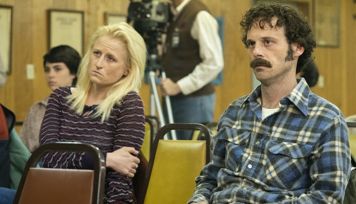 Lucy and Tom True Detective