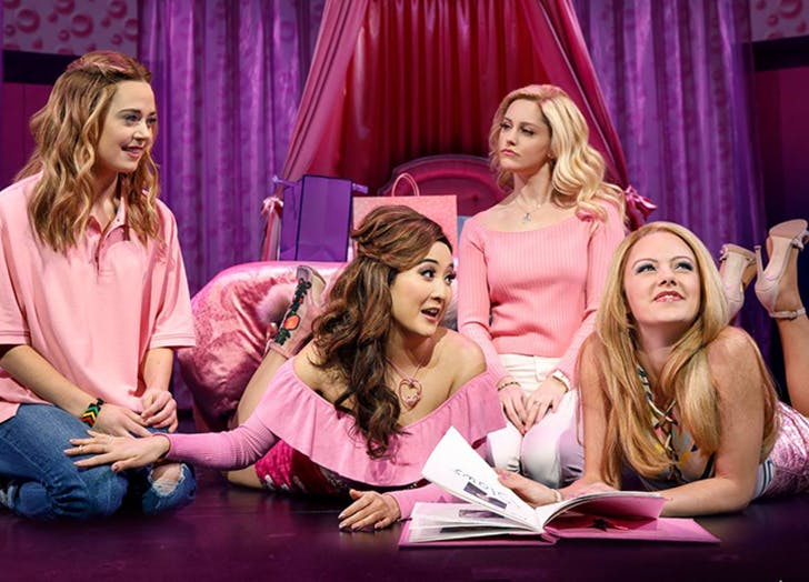 Mean Girls pink