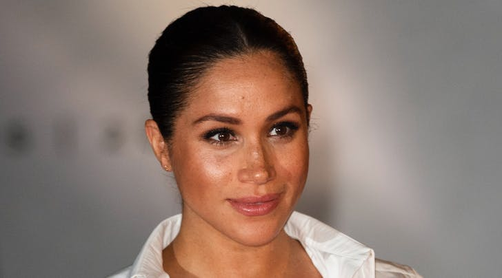 Meghan Markle Just Showed Us How to Rock a Smoky Eye Like a Duchess