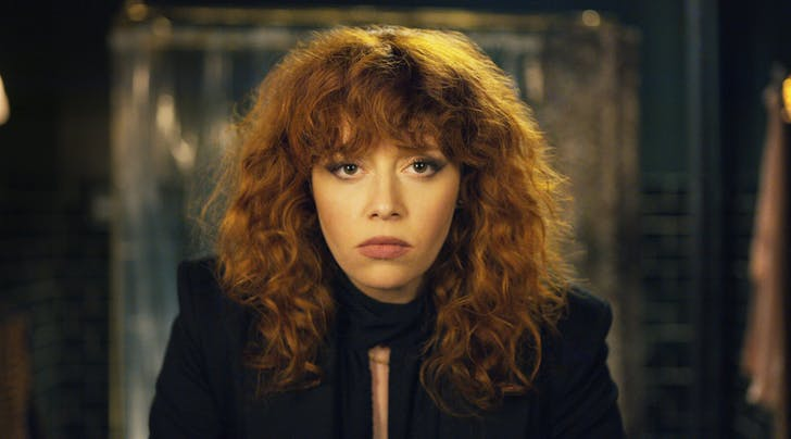 Netflix's 'Russian Doll' Has a 100% Rotten Tomatoes Score, So Definitely Add to Queue