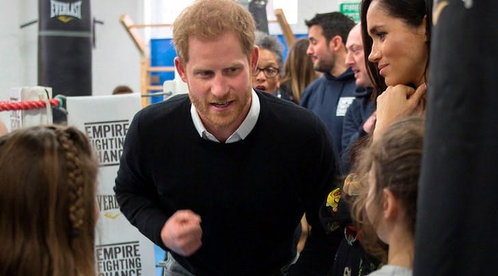 Prince Harry Just Revealed the 1 Thing He Used to Do to Relieve Stress
