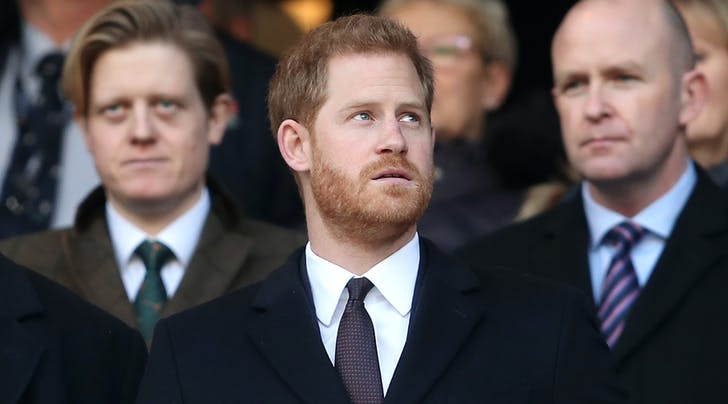 Prince Harry Has 1 Major Concern for Baby Sussex