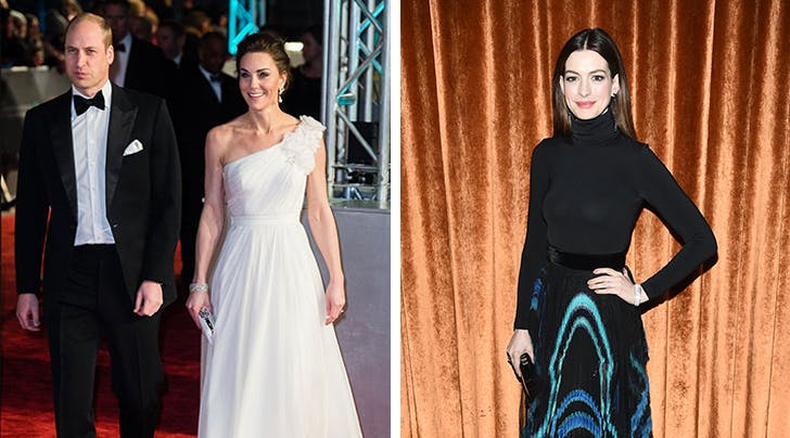 Anne Hathaway Copied This Genius Parenting Hack from Kate Middleton