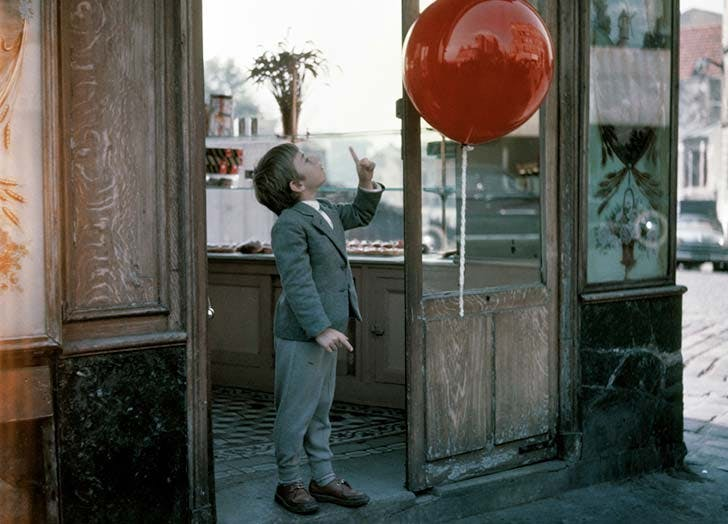 The Red Balloon movie for toddlers