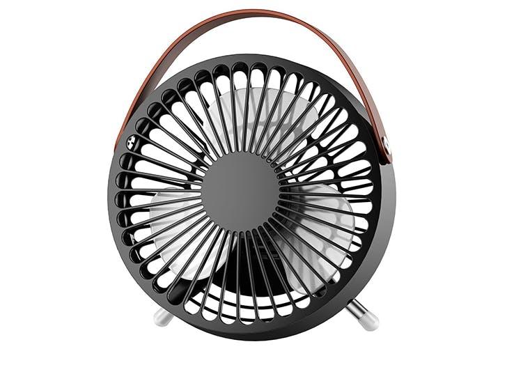 a usb desk fan
