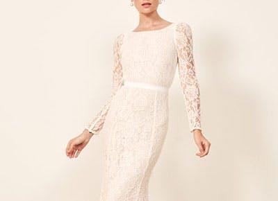 d8096a9b0f 15 Wedding Dresses Under $500 (That Look Like a Million Bucks)