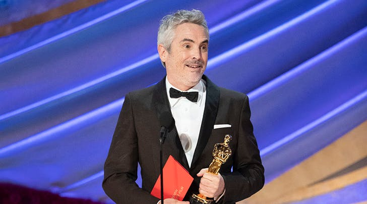 The 2019 Oscar Award for Best Director Goes to Alfonso Cuarón for 'Roma'