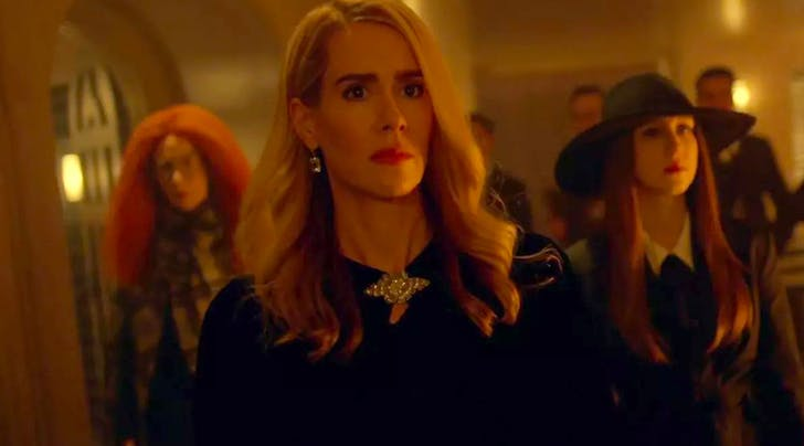 Scary-Good News: 'American Horror Story' Isn't Going Anywhere Anytime Soon