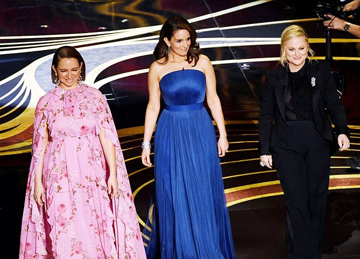 Host, Schmost: Amy Poehler, Maya Rudolph and Tina Fey Kicked Off the Night and Thats All We Needed