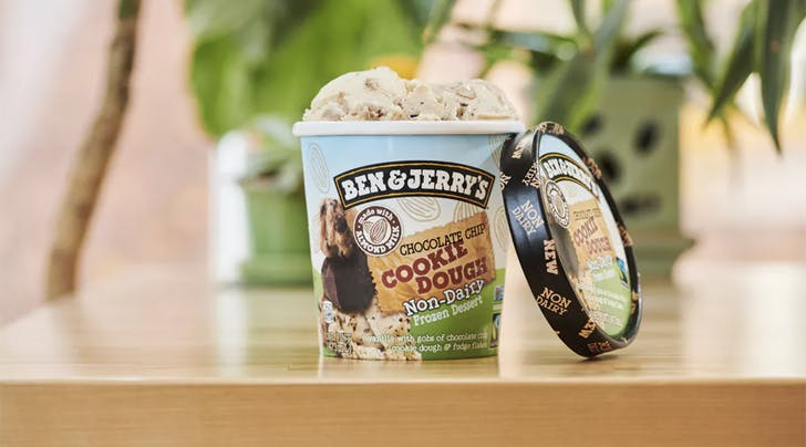 OMG, Ben & Jerry's Just Released a New Chocolate Chip Cookie Dough Ice Cream (and It's Vegan)