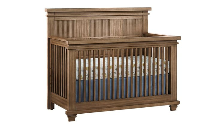 dark wood crib buy buy baby
