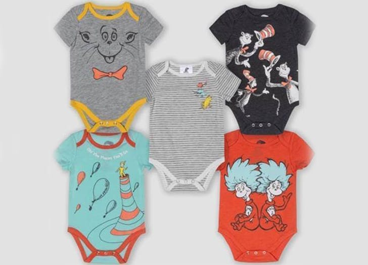 Target Has a Dr. Seuss Clothing Line for Babies and Toddlers (and Onesies Start at $5)