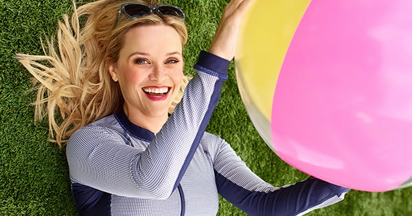 b41f8442fc9 Reese Witherspoon's Fashion Line Draper James Now Includes Swimwear -  PureWow
