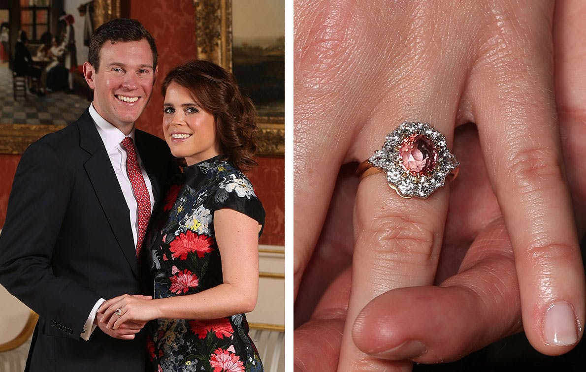 Katy Perry's Engagement Ring Is a Royal Replica of Not One, but Two Princesses'