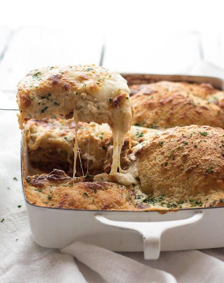 ground chicken recipes lasagna
