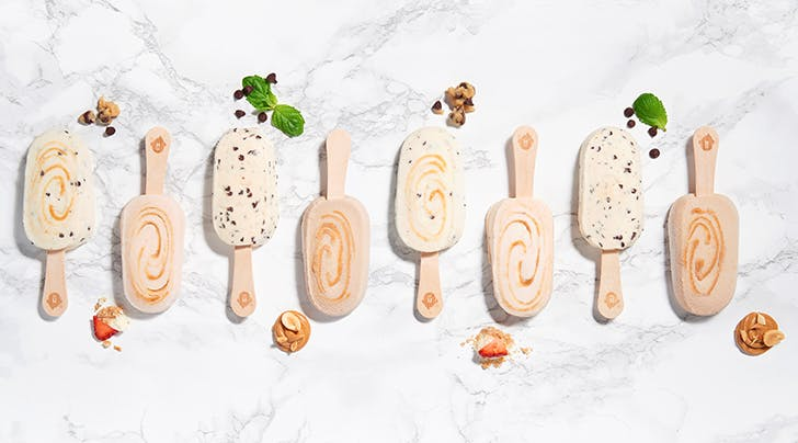 Halo Top Just Launched a Line of Low-Calorie Pops in 4 Flavors
