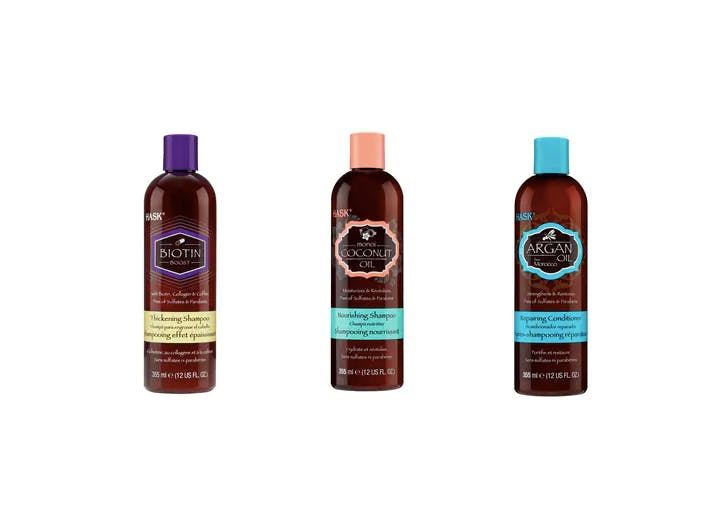 hask haircare products from cvs