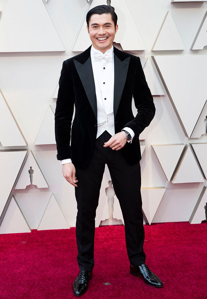 Henry Golding Is a Young Fred Astaire on the Oscars Red Carpet
