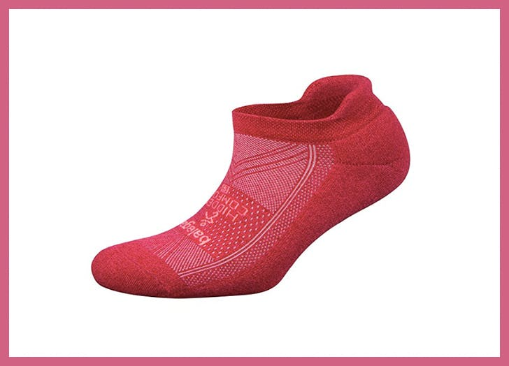 hidden running socks