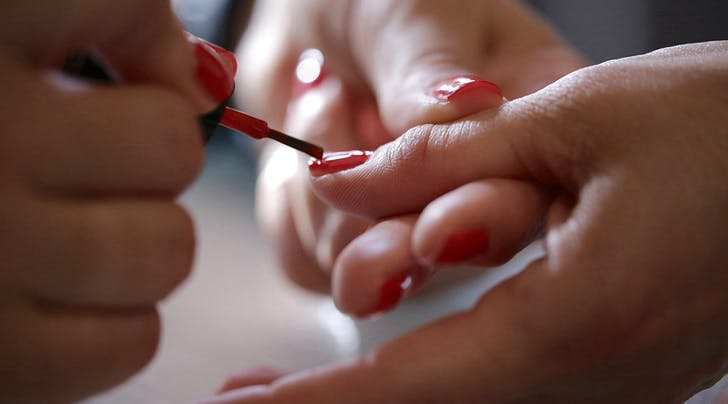 This Is How Long It Actually Takes for Your Manicure to Dry