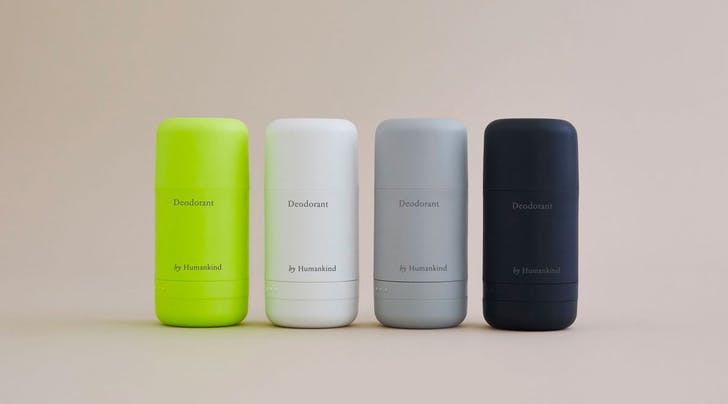 Refillable Deodorant from New Eco-Friendly Brand By