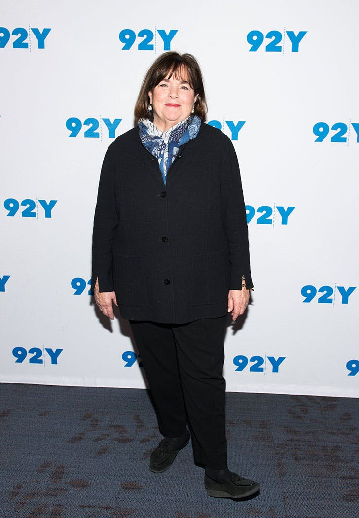 ina garten pop of color