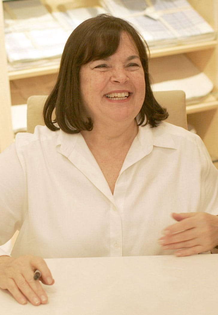 ina garten white buttondown