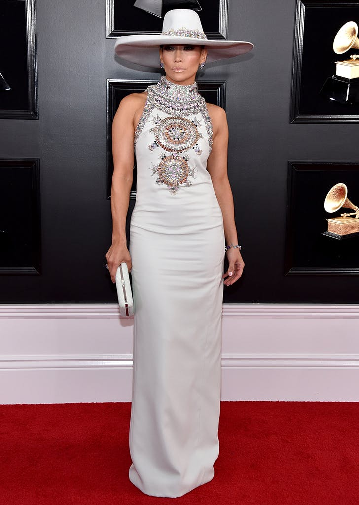 jlo at the grammys