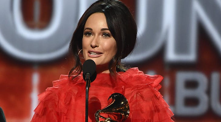 Kacey Musgraves Takes Home Grammy for Album of the Year for 'Golden Hour'