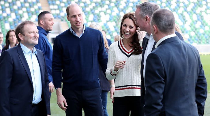 Kate Middletons Casual Sweater Is the Real Star of Her Latest Royal Outing