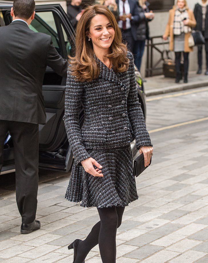 Kate Middletons Latest Workwear Look Is Something We Can All Wear to the Office