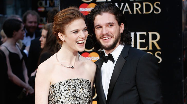 Rose Leslie Stopped Talking to Husband Kit Harington After He Revealed 'GoT' Spoilers