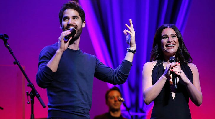 Calling All Brides: Lea Michele and Darren Criss Now Do Weddings, and Youre Welcome