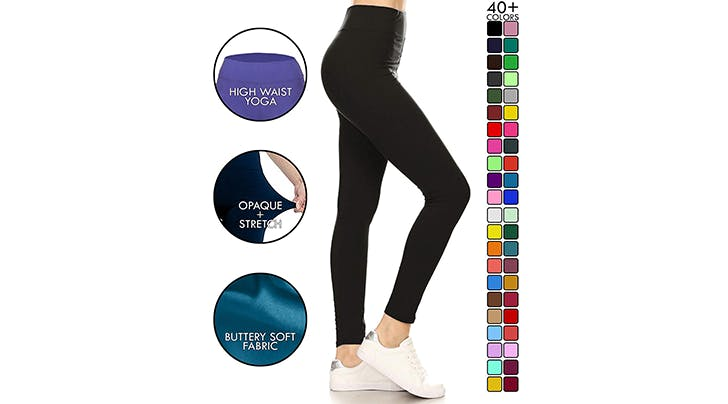 These $12 Leggings Have More Than 10,000 Reviews on Amazon