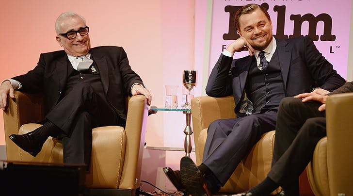 Leonardo DiCaprio and Martin Scorsese Are Turning This Bestselling Book into a Hulu Series