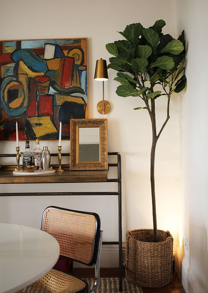 How To Light A Windowless Dining Room Purewow