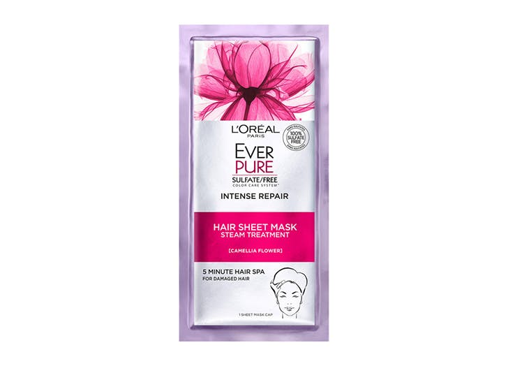 loreal hair sheet mask from cvs
